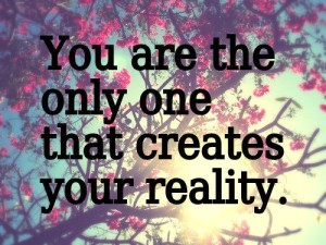 YOU ARE THE SUM OF YOUR THOUGHTS